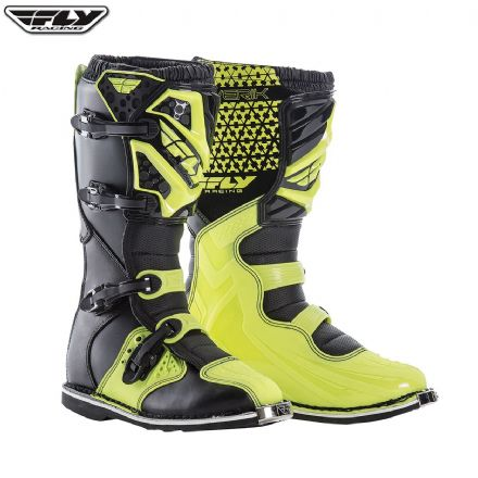 Fly Maverick Boot ADULT Hi-Viz